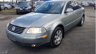 2005 Volkswagen Passat GLS for sale VIN: WVWAD63B65E097109