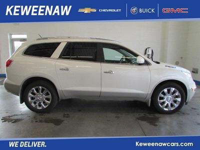 2010 Buick Enclave 2XL for sale VIN: 5GALVCED4AJ262483