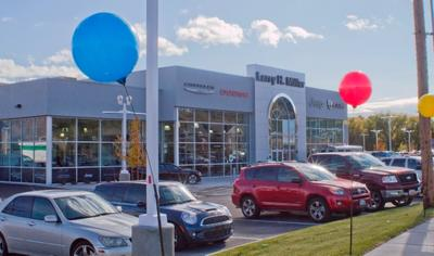 Larry H. Miller Chrysler Dodge Jeep RAM of Riverdale Image 2