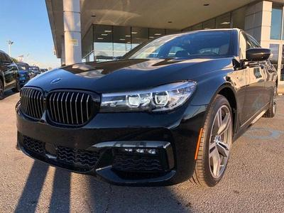2019 BMW 740 i for sale VIN: WBA7E2C56KB218354