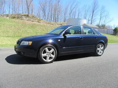 2004 Audi A4 1.8T quattro for sale VIN: WAULC68E14A235088