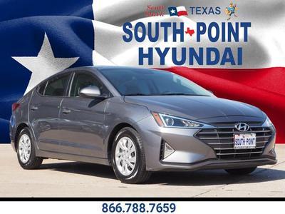 Hyundai Elantra 2019 a la venta en Austin, TX