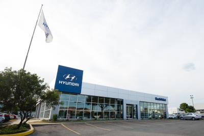 South Point Hyundai In Austin Including Address Phone