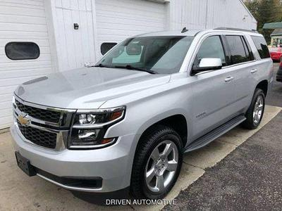 2015 Chevrolet Tahoe LT for sale VIN: 1GNSKBKC2FR201531