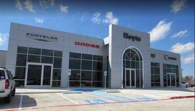 Hoyte Chrysler Durant Image 3