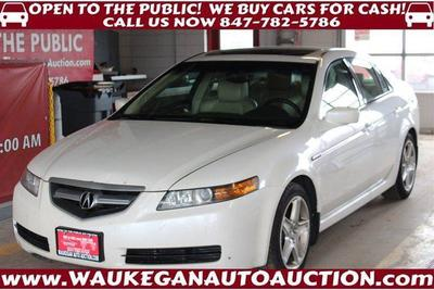 2006 Acura TL  for sale VIN: 19UUA66206A063954