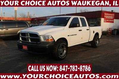 2011 Dodge Ram 1500 SLT for sale VIN: 1D7RV1GT3BS590822