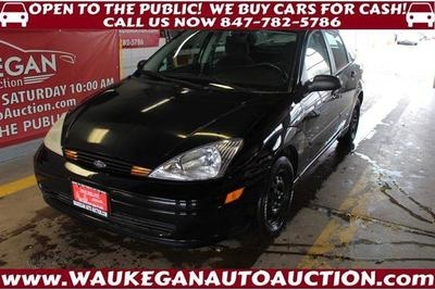 2000 Ford Focus LX for sale VIN: 1FAFP33P1YW240429