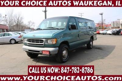 1998 Ford Club Wagon XL for sale VIN: 1FBSS31L6WHA93764
