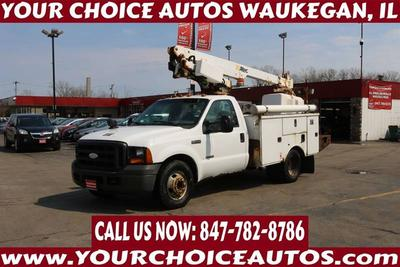 2006 Ford F-350 XL Super Duty for sale VIN: 1FDWF36P46ED53637