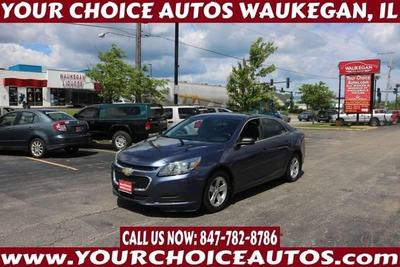 2014 Chevrolet Malibu 1LS for sale VIN: 1G11B5SL4EF292820