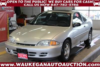 2000 Chevrolet Cavalier  for sale VIN: 1G1JC1248Y7433062