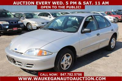 Chevrolet Cavalier 2002 for Sale in Waukegan, IL