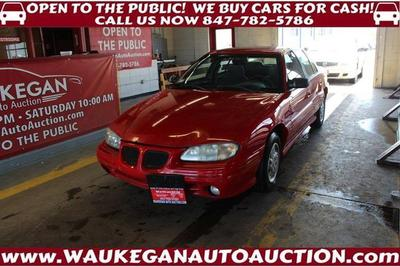 1998 Pontiac Grand Am SE for sale VIN: 1G2NE52T2WC781952