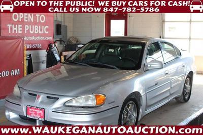 2001 Pontiac Grand Am GT1 for sale VIN: 1G2NV52E61C180232