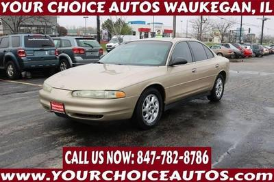 2000 Oldsmobile Intrigue GX for sale VIN: 1G3WH52H9YF270159