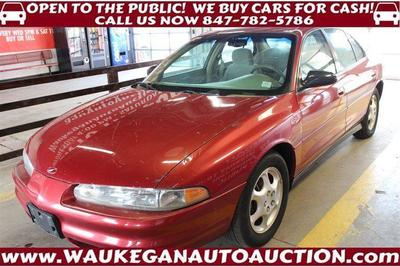 1999 Oldsmobile Intrigue GX for sale VIN: 1G3WH52K1XF331904
