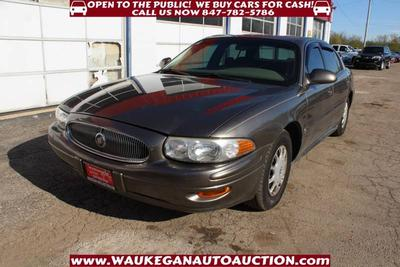2003 Buick LeSabre Custom for sale VIN: 1G4HP52K33U218579