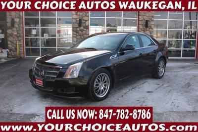 2008 Cadillac CTS  for sale VIN: 1G6DS57V580179208