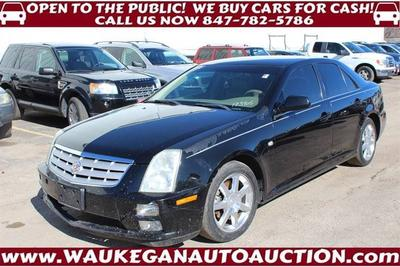 2005 Cadillac STS  for sale VIN: 1G6DW677050173405