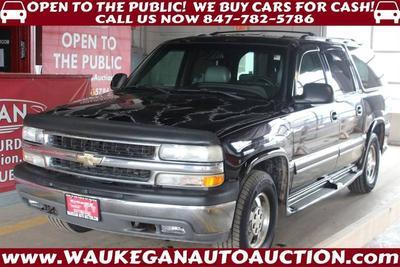 2001 Chevrolet Suburban 1500 for sale VIN: 1GNFK16T41J193722