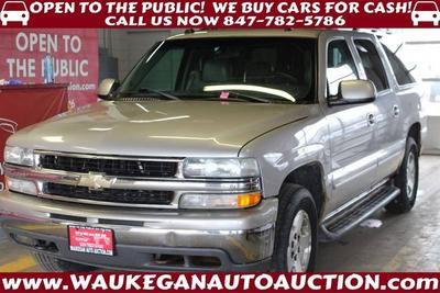 2004 Chevrolet Suburban  for sale VIN: 1GNFK16Z34J172157