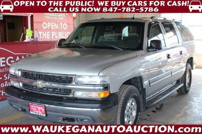 2005 Chevrolet Suburban 1500 LS for sale VIN: 1GNFK16Z35J183158