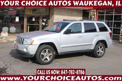2006 Jeep Grand Cherokee Laredo for sale VIN: 1J4GR48K46C347043