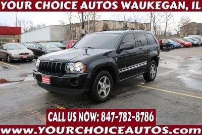 2005 Jeep Grand Cherokee Laredo for sale VIN: 1J4HR48N55C699545
