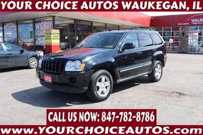 2007 Jeep Grand Cherokee Laredo for sale VIN: 1J8GS48K97C578380