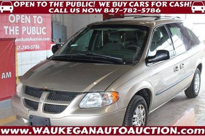 2002 Dodge Grand Caravan Sport for sale VIN: 2B4GP44312R688957