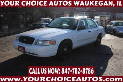 2010 Ford Crown Victoria Police Interceptor for sale VIN: 2FABP7BV6AX117533