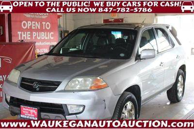 2002 Acura MDX  for sale VIN: 2HNYD18272H512625