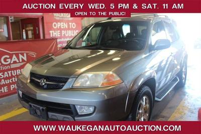 Acura MDX 2001 for Sale in Waukegan, IL