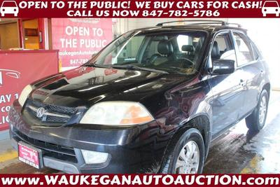 2003 Acura MDX Touring for sale VIN: 2HNYD18883H522098