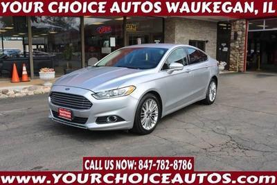 2014 Ford Fusion SE for sale VIN: 3FA6P0H95ER330688