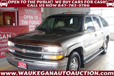 2000 Chevrolet Suburban 1500 for sale VIN: 3GNFK16T0YG144268