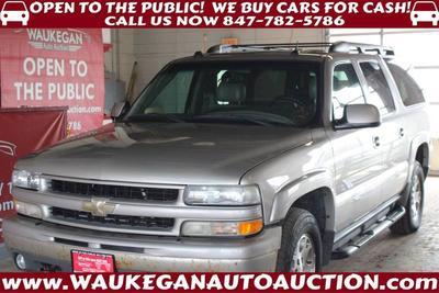 2005 Chevrolet Suburban  for sale VIN: 3GNFK16Z95G168634