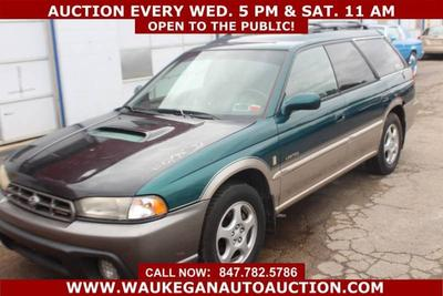 1998 Subaru Legacy Outback >> Used 1998 Subaru Legacy Outback Awd Wagon In Waukegan Il Near 60085 4s3bg6850w7657405 Auto Com