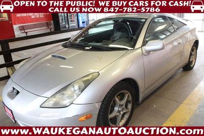 2000 Toyota Celica GTS for sale VIN: JTDDY32TXY0034218