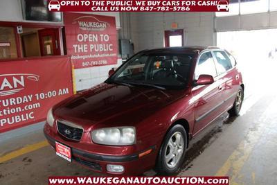 Hyundai Elantra 2002 for Sale in Waukegan, IL