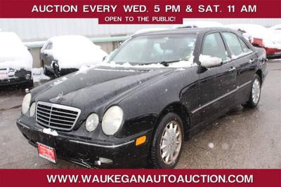 Mercedes-Benz E-Class 2002 for Sale in Waukegan, IL