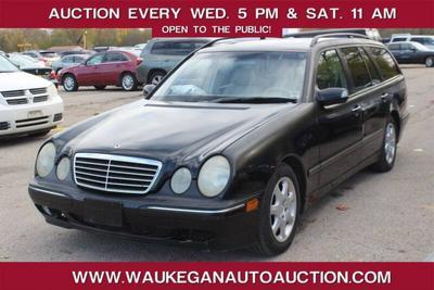 Mercedes-Benz E-Class 2001 for Sale in Waukegan, IL