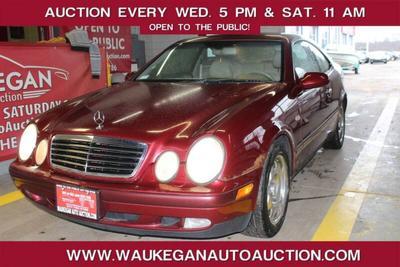Mercedes-Benz CLK-Class 1999 for Sale in Waukegan, IL