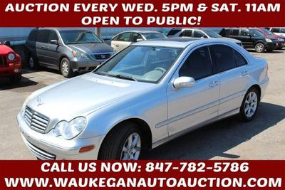 Mercedes-Benz C-Class 2007 a la venta en Waukegan, IL