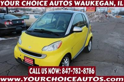 2008 Smart ForTwo Passion for sale VIN: WMEEJ31X38K188143