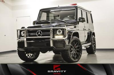 2013 Mercedes-Benz G-Class G 63 AMG for sale VIN: WDCYC7DF1DX201558