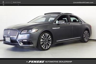 Lincoln Continental 2018 for Sale in Santa Ana, CA