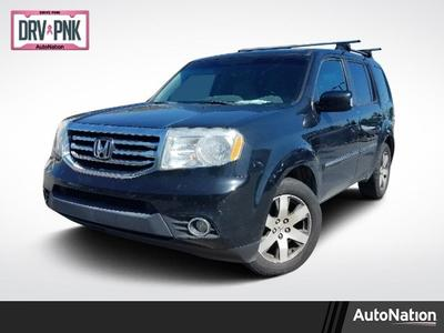 2014 Honda Pilot Touring for sale VIN: 5FNYF4H97EB023098