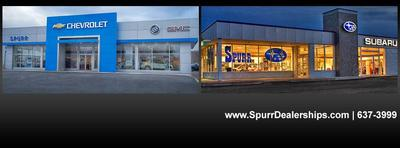 Spurr Chevrolet Buick GMC Image 1